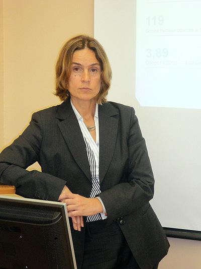Ирина Базилева