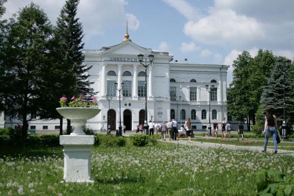 Все больше иностранцев выбирают учебу в Сибири