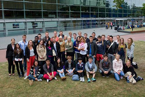 Программа ускоренного обучения в бакалавриате Университета прикладных наук Утрехта привлекает амбициозных студентов со всего мира
