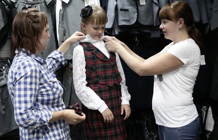 Депутаты Госдумы просят правительство ввести единый дресс-код в школах